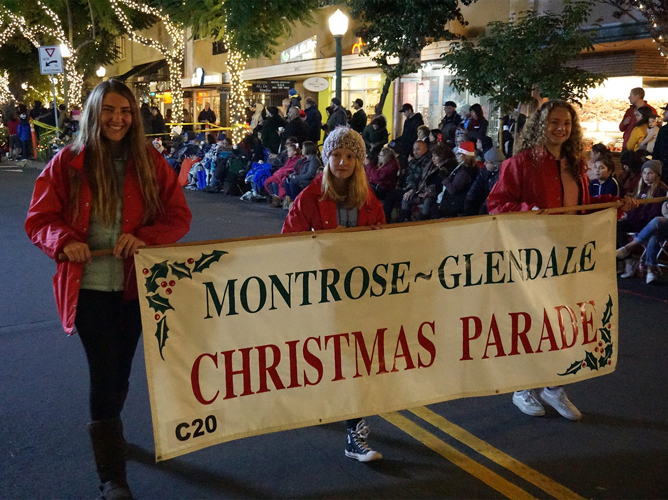 Montrose Christmas Parade 2020 Montrose Christmas Parade Association | History