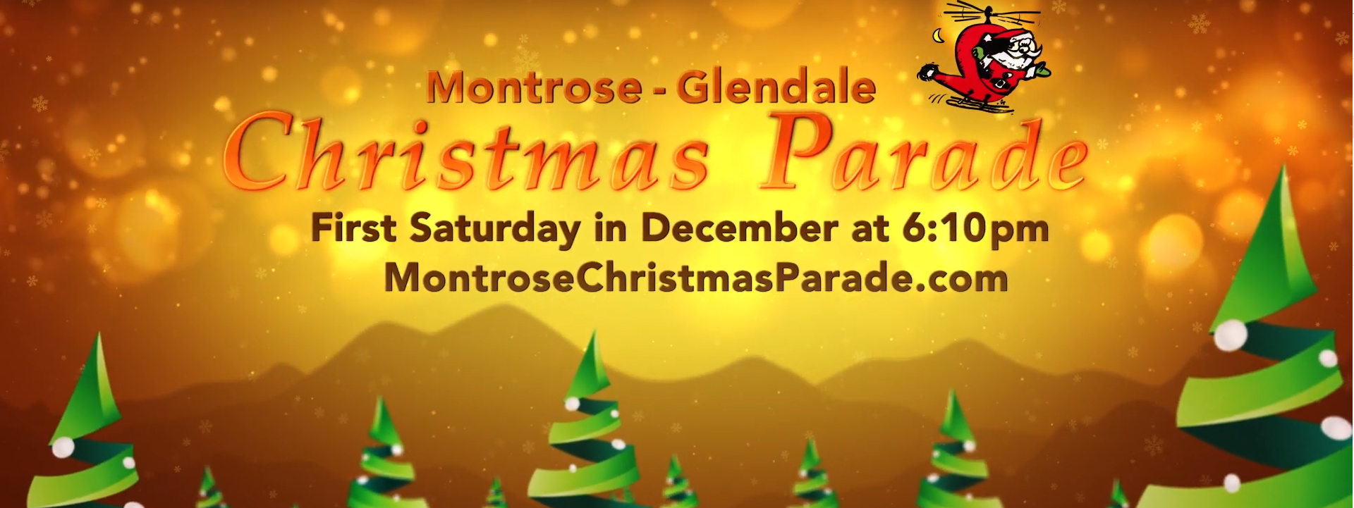Montrose Christmas Parade 2020 Montrose Christmas Parade Association |